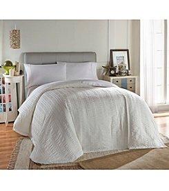 Tommy Hilfiger® Classic Seersucker Comforter or Duvet