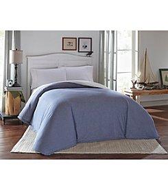 Tommy Hilfiger® Modern Sands Chambray Comforter or Duvet