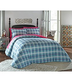 Tommy Hilfiger® Georgetown Plaid Comforter Set