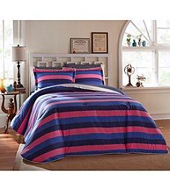 Tommy Hilfiger® Varsity Stripe Comforter Set