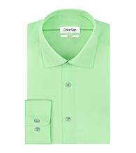 Calvin Klein Men's Oasis Long Sleeve 'Chintz' Dress Shirt