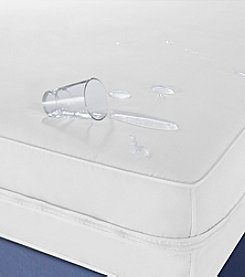 Stayclean Microfiber Water and Stain-Resistant Mattress Protector