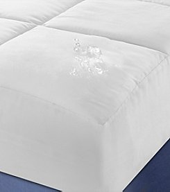 Stayclean Microfiber Water and Stain-Resistant Mattress Pad