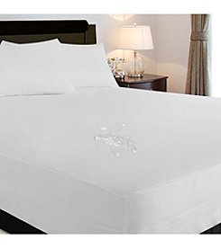 Stayclean Microfiber Fitted Mattress Protector Set