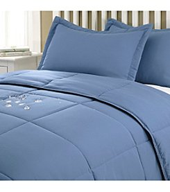 Stayclean Microfiber Stain and Water-Resistant Comforter Set