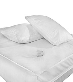 Permashield Waterproof Basic Bed Protector Set