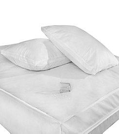 Permashield Waterproof Basic Bed Protector Set
