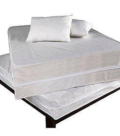 Permafresh Complete Bed Protector Set
