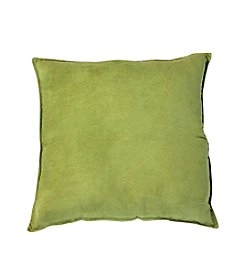 Hudson Street Faux Suede Decorative Pillow