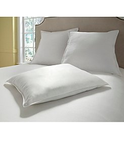 Dream Cloud™ Faux Silk Pillow with Satin Cording