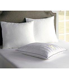 BEHRENS England® 1000TC Luxury Cotton Damask Stripe Sleep Pillow