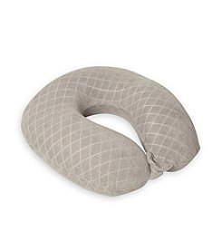 iDEAL Comfort™ Memory Foam Neck Support Travel Pillow