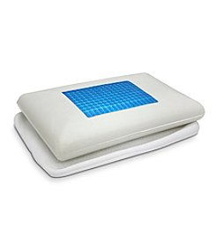 iDEAL Comfort™ Small Cool Gel Top Memory Foam Pillow