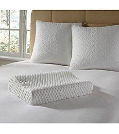 EUROPEUDIC™ Comfort Cushion Memory Foam Contour Pillow