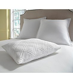 Pure Rest™ Standard Quilted Memory Foam Outer Chamber Fiber Pillow