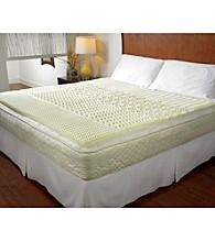 Pure Rest™ 5-Zone Memory Foam Mattress Topper