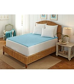 Tempur Rest™ Cool-Blue memory Foam Mattress Topper