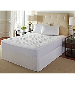 EUROPEUDIC™ Quilted Memory Foam Luxury Mattress Pad