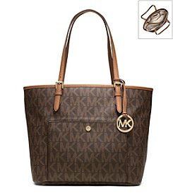 MICHAEL Michael Kors® Jet Set Large Snap Pocket Tote