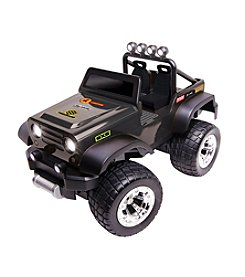 Black Series Men's 4x4 Remote Control RC