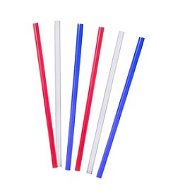 Tervis® Straight 6-pk. Traditional Color Straws
