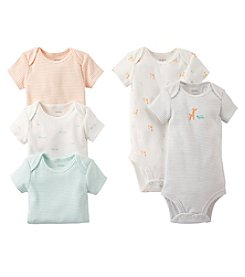 Carter's® Baby Assorted 5-pk. Neutral Print Bodysuits