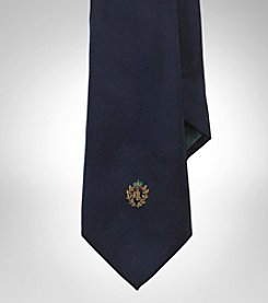 Ralph Lauren Childrenswear Boys' Navy Solid Tie