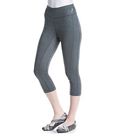 Exertek® Fitted Running Cropped Pant