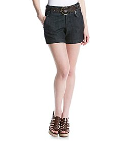 One 5 One® Belted Shorts