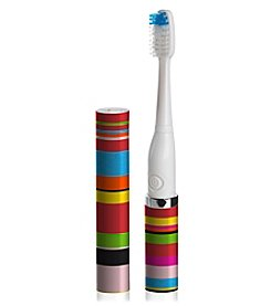 Violife Slim Sonic Candy Stripe Toothbrush