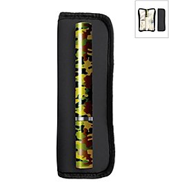 Violife Camouflage Slim Sonic Toothbrush with Black  Travel Case