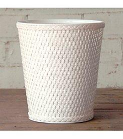 LaMont Home® Carter Round Wastebasket