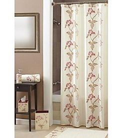 Croscill® Christina Rose Shower Curtain