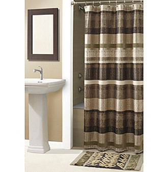 Luxury Shower Curtains In A Range Of Colors And Styles To Add Impact To Your Design