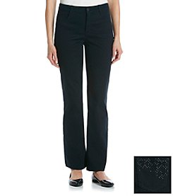 Laura Ashley® Petites' Bootcut Denim
