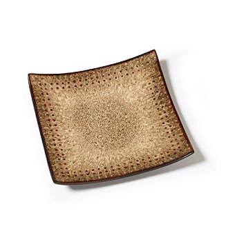 cambria square platter