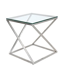 Lumisource Twisted Accent Table