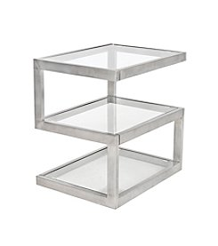 Lumisource 3-Tiered Accent Table
