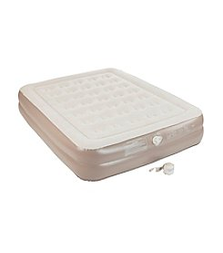 AeroBed® Queen Double High Airbed with Hands Free Auto-Inflate Pump