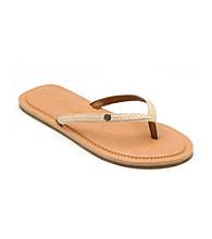 """O'Neill """"Ojai Valley"""" Thong Sandals"""