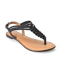 """O'Neill """"Porter"""" Thong Sandals"""