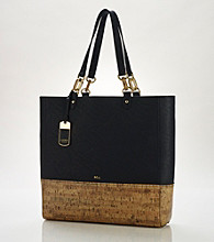Lauren Ralph Lauren® Faux-Cork Tote Bag