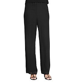 Alex Evenings® Chiffon Palazzo Pants
