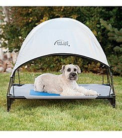 K&H Pet Products Gray Original Pet Cot Canopy Accessory