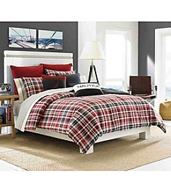 Nautica® Mainsail Plaid Bedding Collection