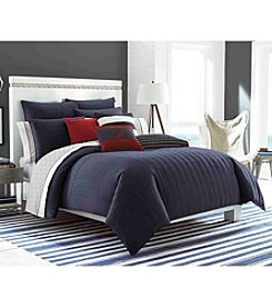 Nautica® Mainsail Navy Bedding Collection