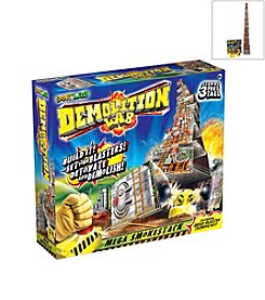 SmartLab® Demolition Lab: Mega Smokestacks