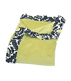 Waverly® by Trend Lab Rise and Shine Ruffle Trimmed Receiving Blanket