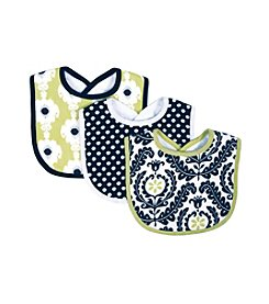 Waverly® by Trend Lab 3-pk. Rise and Shine Bibs