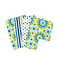 Waverly® by Trend Lab 4-pk. Burp Cloths